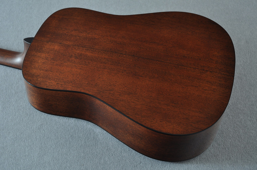 Martin D-18 Standard Ambertone Acoustic Guitar #2243439 - Back Angle