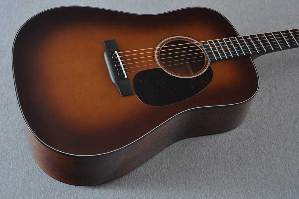 Martin D-18 Standard Ambertone Acoustic Guitar #2243439 - Beauty