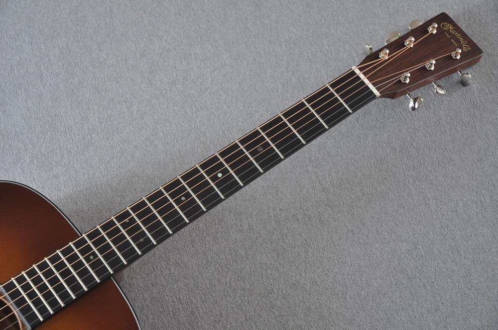 Martin D-18 Standard Ambertone Acoustic Guitar #2243516 - Neck