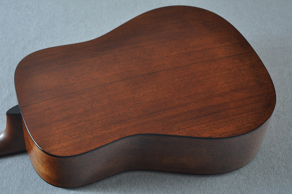 Martin D-18 Standard Ambertone Acoustic Guitar #2243516 - Back Angle