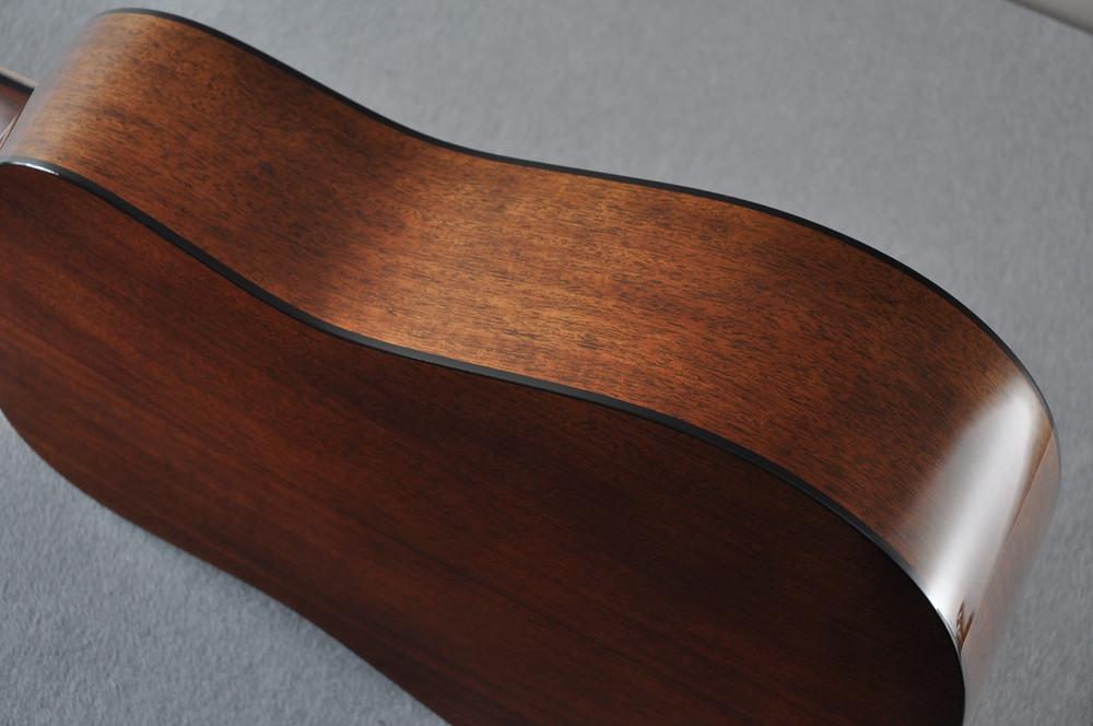 Martin D-18 Standard Ambertone Acoustic Guitar #2243516 - Side
