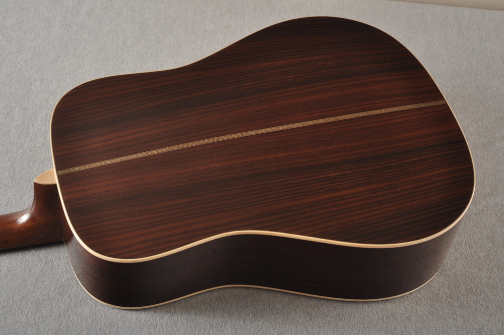 Martin D-28 Modern Deluxe Acoustic Guitar #2282383 - Back Angle