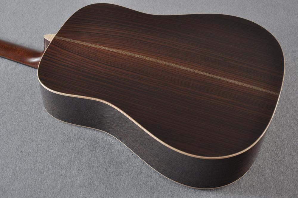 Martin D-28 Modern Deluxe Acoustic Guitar #2247802 - Back
