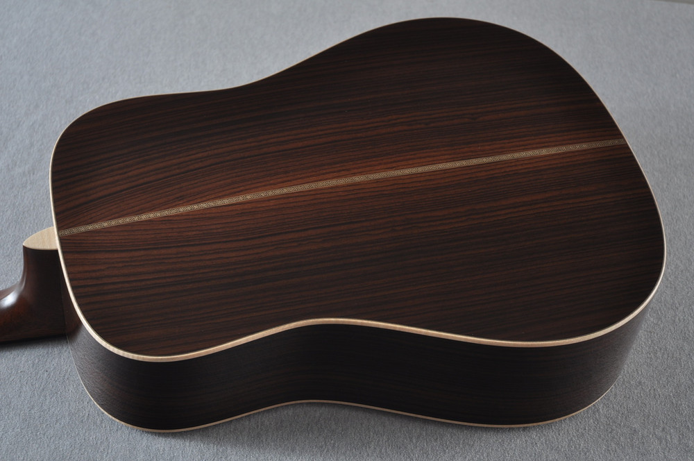 Martin D-28 Modern Deluxe Acoustic Guitar #2247802 - Back Angle
