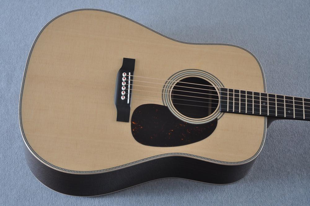 Martin D-28 Modern Deluxe Acoustic Guitar #2247802 - Top