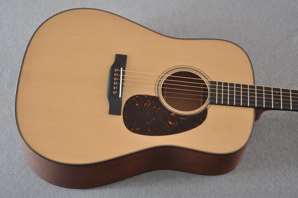 Martin D-18 Modern Deluxe Acoustic Guitar #2263024 - Top
