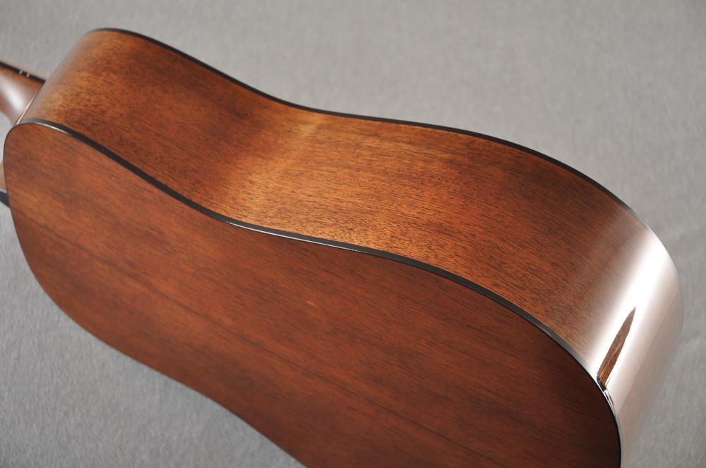 Martin Custom Dread Style 18 GE Adirondack Ambertone #2342123 - Side