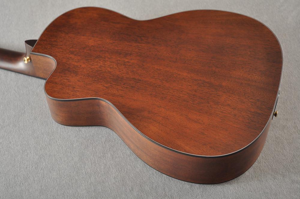 Martin 000C12-16E Nylon Guitar #2353901 - Back