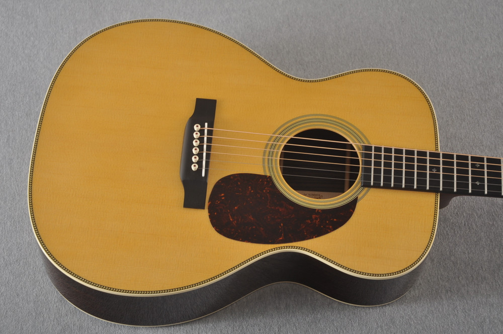 Martin 000-28 Acoustic Guitar #2345434 - Top
