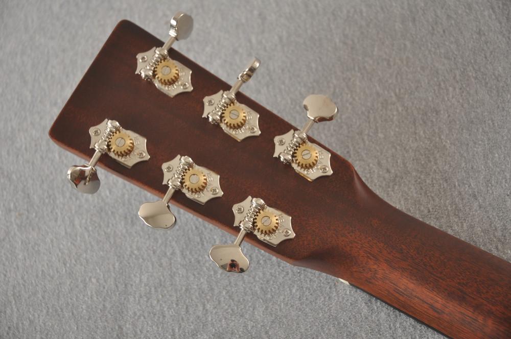 Martin 000-18 Standard Acoustic Guitar #2356514 - Back Headstock
