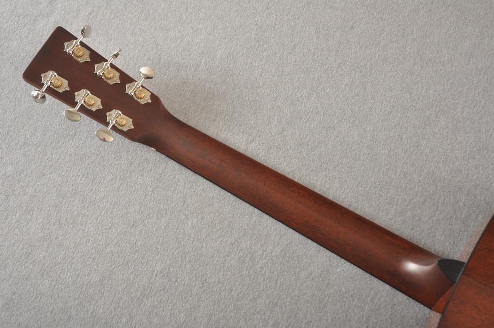 Martin 000-18 Standard Acoustic Guitar #2356514 - Back Neck