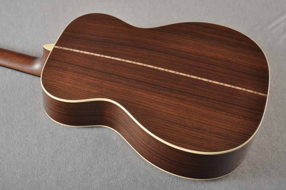 Martin OM-28 Orchestra Model Acoustic Guitar #2354437 - Back