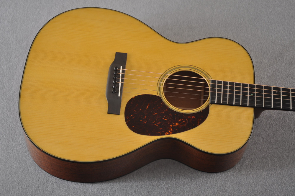 Martin 000 Custom Style 18 GE Golden Era Adirondack #2342127 - Top