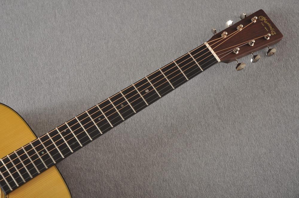 Martin 000 Custom Style 18 GE Golden Era Adirondack #2342127 - Neck