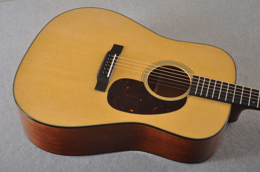 D-18 Standard Acoustic Guitar #2360405 - Top Angle