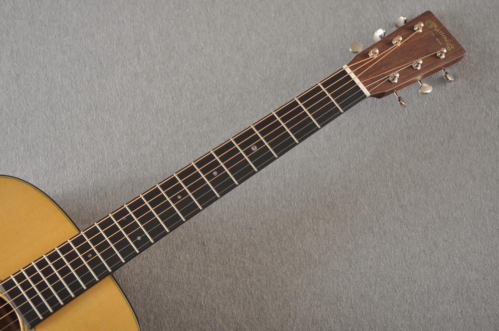 D-18 Standard Acoustic Guitar #2360405 - Neck