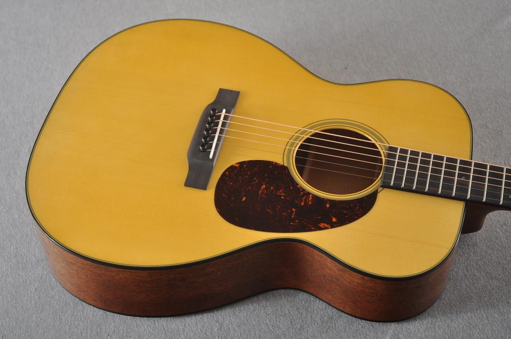 Martin Custom 000 Style 18 Adirondack Acoustic Guitar #2360913 - Top Angle
