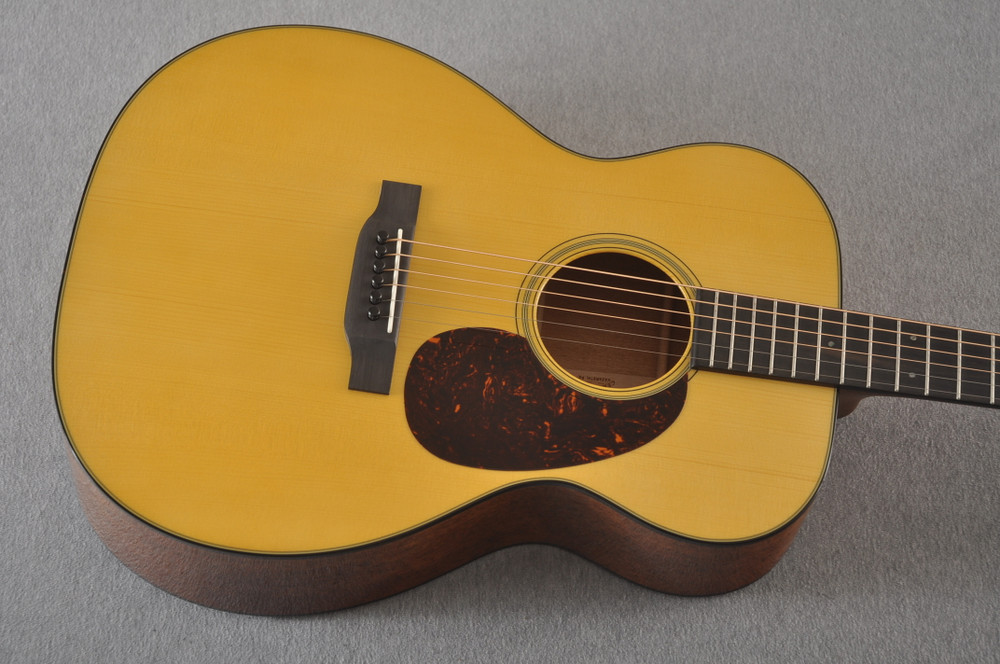 Martin Custom 000 Style 18 Adirondack Acoustic Guitar #2360913 - Top