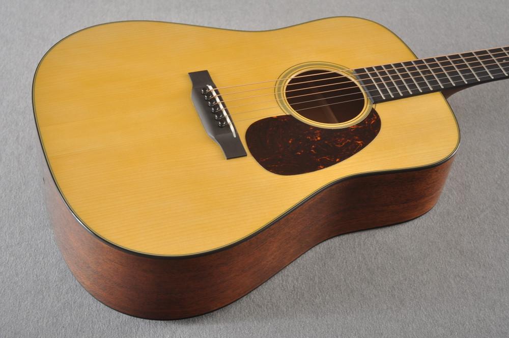 Martin Custom Dread Style 18 GE Adirondack Modified V #2360915 - Beauty