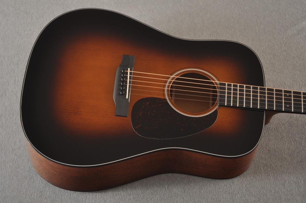 Martin Custom D Style 18 GE Adirondack Waverly #2360914 - Top