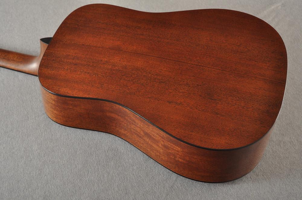 Martin Custom D Style 18 GE Adirondack Waverly #2360914 - Back Angle