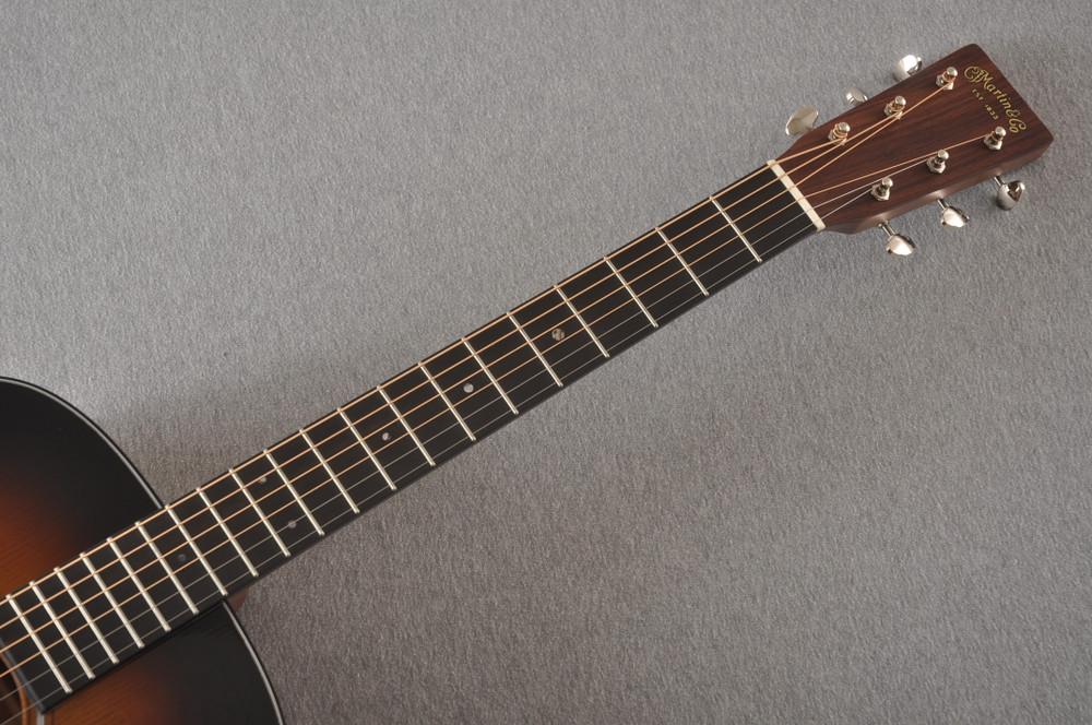 Martin Custom D Style 18 GE Adirondack Waverly #2360914 - Neck