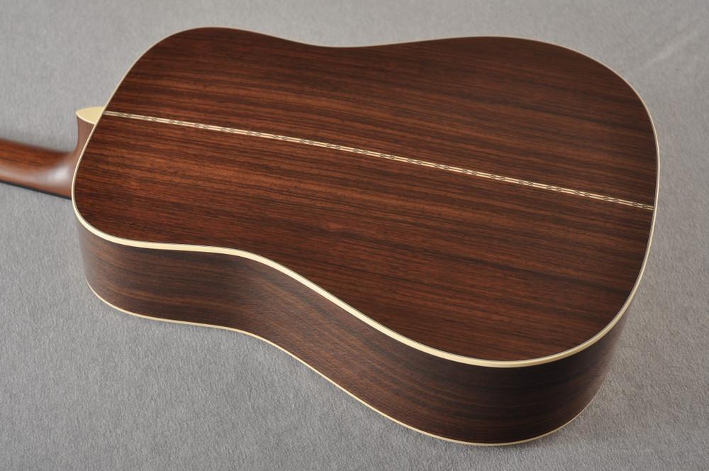 D-28 Standard Dreadnought Acoustic Guitar #2351560 - Back