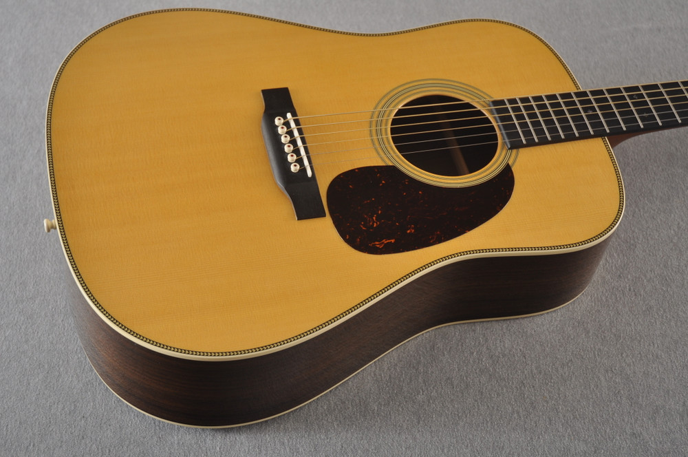 Used Martin HD-28 Dreadnought Acoustic Guitar #2251978 - Beauty