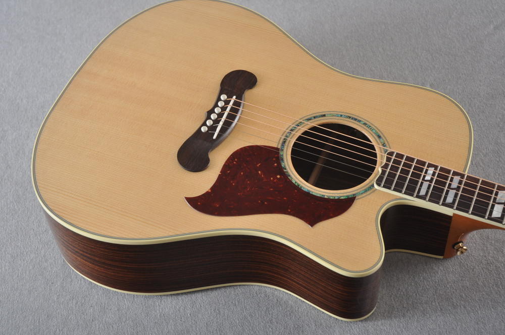 Gibson Songwriter Standard EC Rosewood Acoustic Guitar LR Baggs - View 5