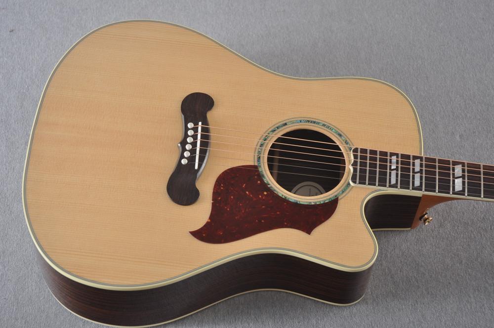 Gibson Songwriter Standard EC Rosewood Acoustic Guitar LR Baggs - View 9