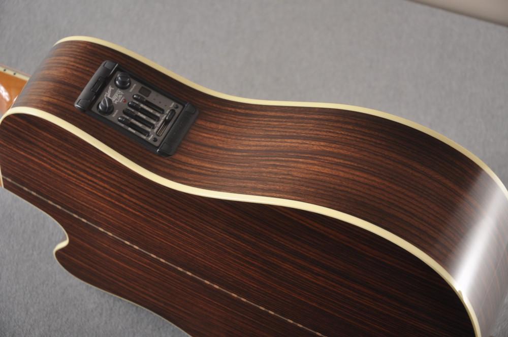 Gibson Songwriter Standard EC Rosewood Acoustic Guitar LR Baggs - View 4