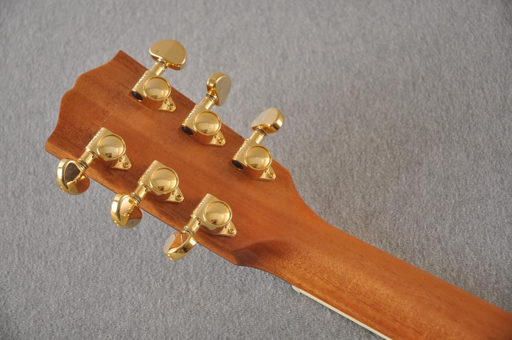 Gibson Songwriter Standard EC Rosewood Acoustic Guitar LR Baggs - Viewe 11