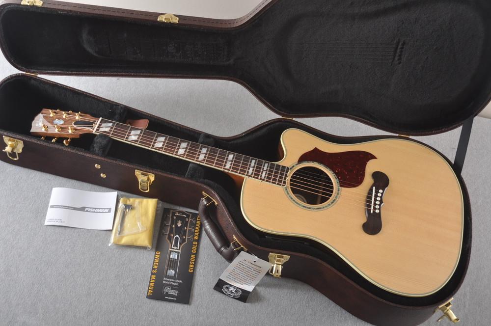 Gibson Songwriter Standard EC Rosewood Acoustic Guitar LR Baggs - View 2