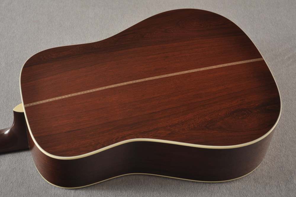 Martin D-28 Authentic 1937 VTS Dreadnought Guitar #2349971 - Back