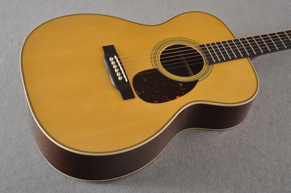 Martin OM-28 Orchestra Model Acoustic Guitar #2360640 - Beauty