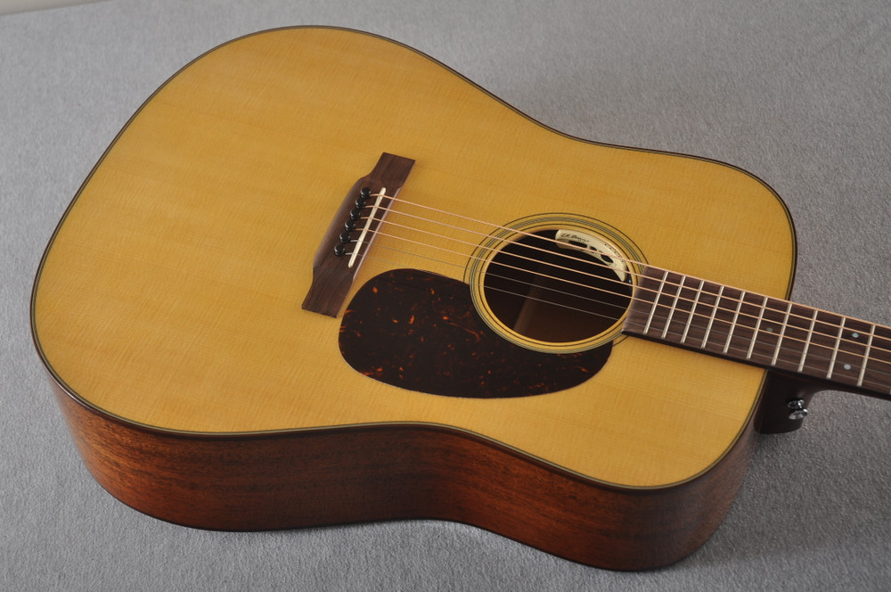 Martin D-18E 2020 Limited Edition D-18 Electric #2367795 - Top Angle