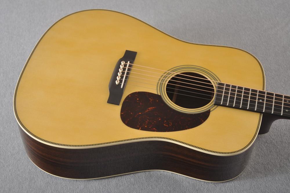 Martin Custom HD Style 28 Marquis GE Adirondack Indian #2371546 - Top Angle