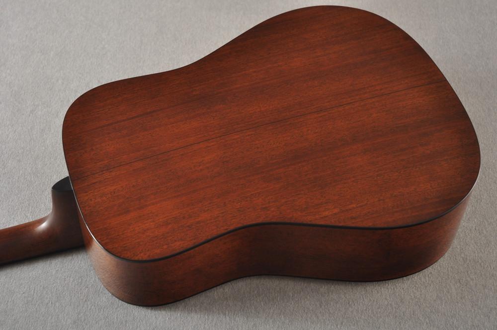 Martin Custom 18 Style Adirondack Mahogany Dreadnought #2371537 - Back