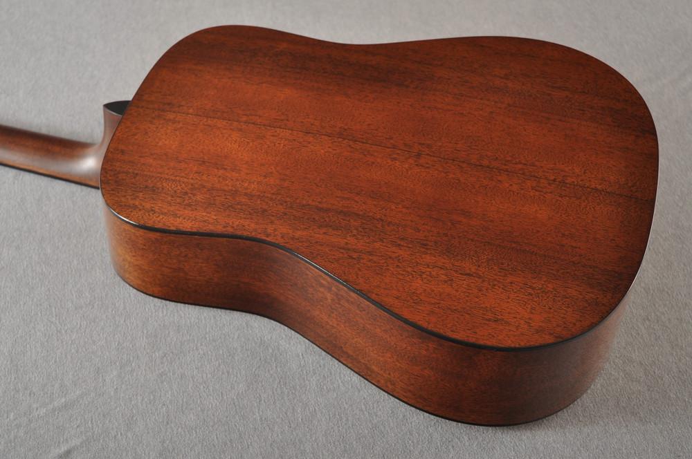 Martin Custom Dreadnought Style 18 GE Adirondack Waverly #2371540 - Back Angle