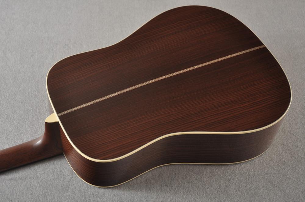 Martin HD-28 Sunburst Standard Dreadnought Acoustic #2360722 - Back