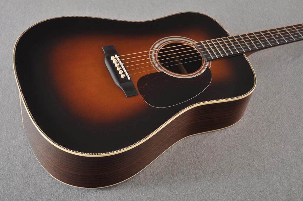 Martin HD-28 Sunburst Standard Dreadnought Acoustic #2360722 - Beauty
