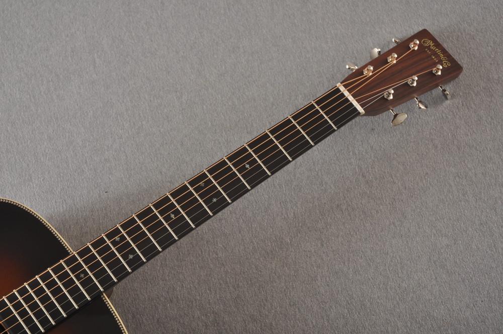 Martin HD-28 Sunburst Standard Dreadnought Acoustic #2360722 - Neck