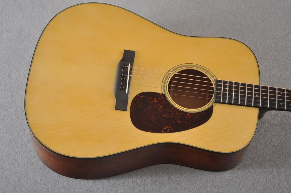 Martin Custom D 18 Style Adirondack Mahogany Dread #2372944 - Top
