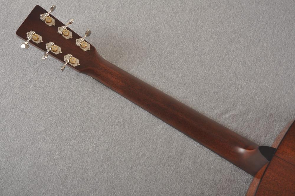 Martin Custom D 18 Style Adirondack Mahogany Dread #2372944 - Back Neck
