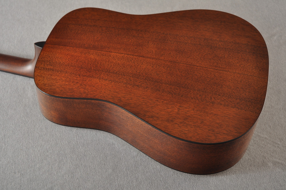 Martin Custom D 18 Style Adirondack Mahogany Dread #2372944 - Back
