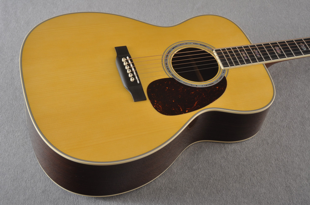 Used Martin Custom Jumbo J Style 40 Adirondack #2260987 - Beauty