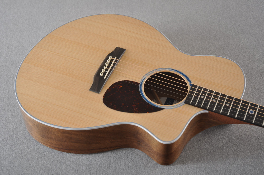 Martin SC-13E Acoustic Electric New Guitar #2381718 - Top Angle