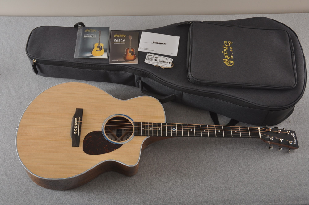 Martin SC-13E Acoustic Electric New Guitar #2381718 - Case