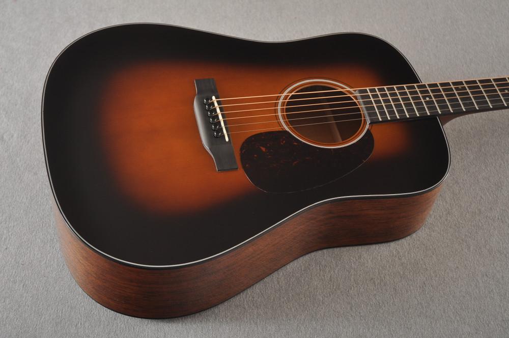 Martin Custom Dread Style 18 Adirondack Sunburst Guitar #2360909 - Beauty
