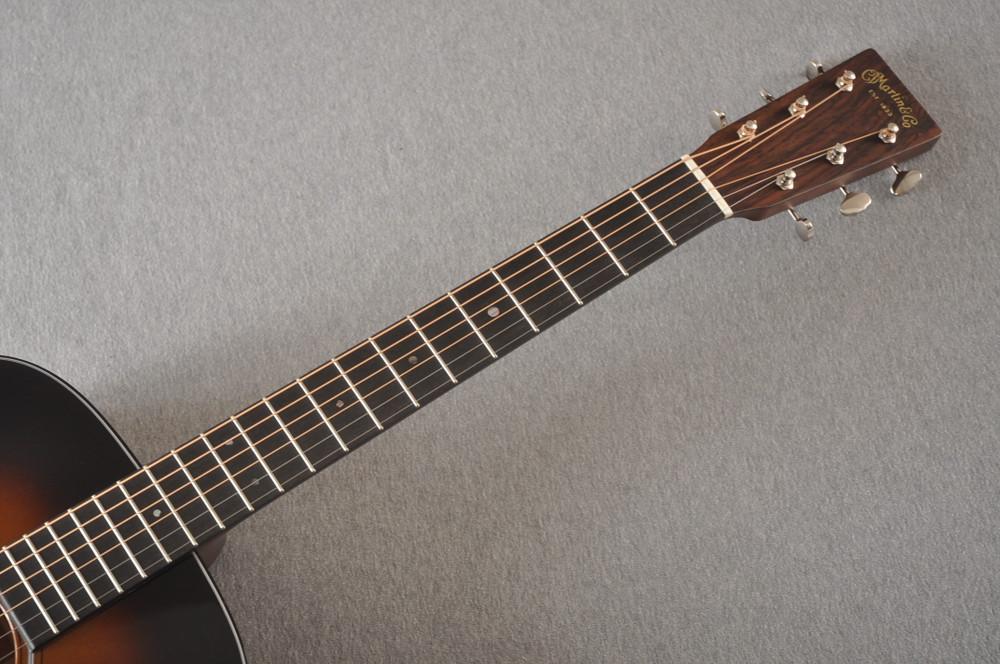 Martin Custom Dread Style 18 Adirondack Sunburst Guitar #2360909 - Neck